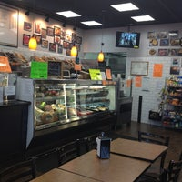 Photo taken at The Bagel Store by Teddy on 1/20/2013