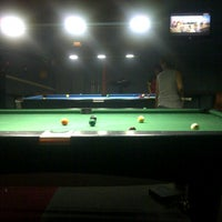 Photo taken at Gaol Billiard Pool & Lounge by Roland L. on 10/23/2013