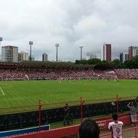 Photo taken at Clube Náutico Capibaribe by Renato S. on 4/28/2013