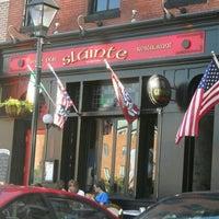 Photo taken at Sláinte Irish Pub by Nauzder L. on 1/4/2013