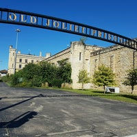 Photo taken at Old Joliet Prison by Frederique N. on 9/12/2016