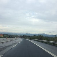 Photo taken at Autostrada A16 Napoli - Canosa by Maxio75 on 11/27/2013