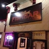 Photo taken at FishBar by Vincent V. on 4/29/2013