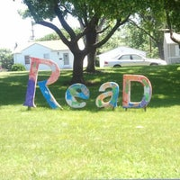 Photo taken at Southdale Library by Heidi W. on 6/28/2013