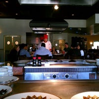 Photo taken at Benihana by Scott G. on 2/6/2013