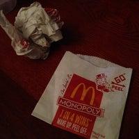 Photo taken at McDonald's by Vanessa on 10/18/2012