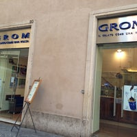 Photo taken at Grom by Davy H. on 2/28/2013
