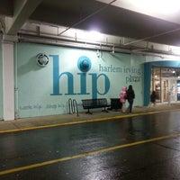 Photo taken at Harlem Irving Plaza by Javier C. on 12/21/2012