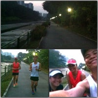Photo taken at Kranji Reservoir Park by iamnelle A. on 1/26/2014