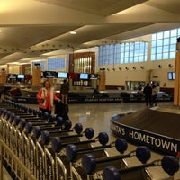 Photo taken at South Baggage Claim by Jackson R. on 3/2/2013