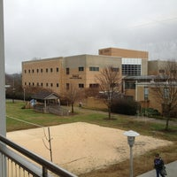 Photo taken at Lorberbaum Liberal Arts Building by Jackson R. on 1/16/2013