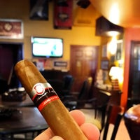 Photo taken at Burn - Premium Cigar Specialists by Jere K. on 4/10/2014