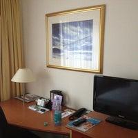 Photo taken at SORAT Hotel Ambassador Berlin by Алексей on 1/2/2013