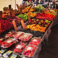 Photo taken at Haymarket Square Farmer's Market by Zachary on 6/1/2013