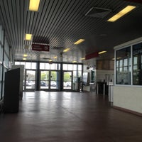 Photo taken at PATCO: Haddonfield Station by Keegan M. on 4/19/2013