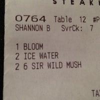 Photo taken at Outback Steakhouse by Steve K. on 5/26/2013