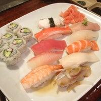 Photo taken at Miyako Japanese Steak & Seafood by Koravic on 2/3/2013