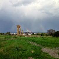 Photo taken at Ancient Stadium by margarita🍒 on 1/19/2013