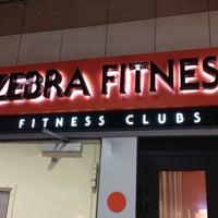 Photo taken at Zebra Fitness by Татьяна on 3/17/2013