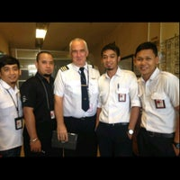 Photo taken at Flight Operation Sriwijaya Air by fiannyonyo on 9/19/2014
