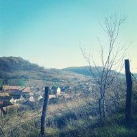 Photo taken at Biertan by Jesús L. on 10/27/2013