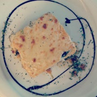 Photo taken at Kalamitsi Restaurante Griega by Jesús L. on 3/31/2013