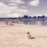 Photo taken at Aurora Reservoir by Abel C. on 8/12/2015