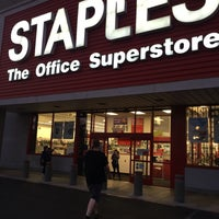 Photo taken at Staples by Niku A. on 6/18/2016