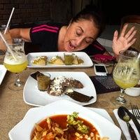 Photo taken at La Mexicana Tacos Y Cortes by Bettina on 9/29/2012