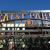 Photo taken at AT&T Park by Josemari C. on 7/10/2013