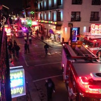 Photo taken at Bourbon Street Blues Company by Mikey R. on 12/28/2012