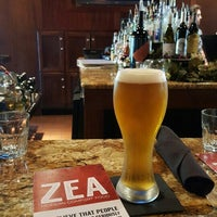 Photo taken at Zea Rotisserie & Grill by Ed S. on 3/17/2016