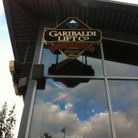 Photo taken at (GLC) Garibaldi Lift Co. Bar & Grill by Scott C. on 1/4/2013
