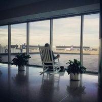 Photo taken at Terminal B by Amanda J. on 10/23/2012