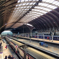 Photo taken at London Paddington Railway Station (QQP) by Alan A. on 7/12/2013