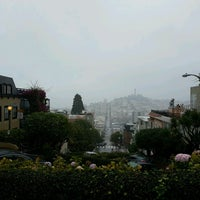 Photo taken at Russian Hill by Gue on 11/20/2016