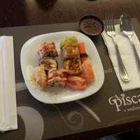 Photo taken at Piscator Seafood Buffet by Khalda A. on 9/16/2012