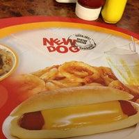 Photo taken at New Dog Hamburger by Faissal K. on 2/26/2013