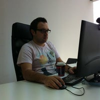 Photo taken at MagiClick Digital Solutions by aliemre on 9/2/2013