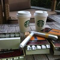 Photo taken at Starbucks by Urcun C. on 10/31/2012
