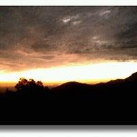 Photo taken at Cumbre Cuesta La Dormida by Loreto F. on 9/19/2012
