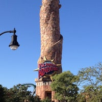 Photo taken at Islands Of Adventure Lighthouse by Robson on 10/22/2012