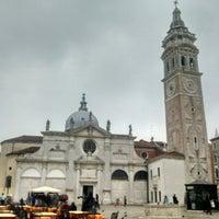 Photo taken at Chiesa di Santa Maria Formosa by Tuba C. on 10/15/2013