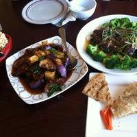 Photo taken at Garden Fresh Vegan Cuisine by Andrew L. on 9/26/2013