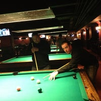 Photo taken at Society Billiards + Bar by Ruth on 11/21/2012