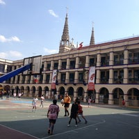 Photo taken at Colegio Salesiano Santa Julia by Rodrigo on 2/17/2013