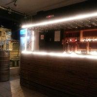 Photo taken at Glück Resto-Bar by Oscar G. on 1/29/2014