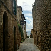 Photo taken at Pienza by Aysun D. on 9/17/2016