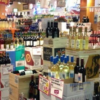 Photo taken at Stew Leonard's Wines and Spirits by Mark K. on 1/13/2013