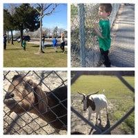 Photo taken at Bear Creek Park by Misty H. on 3/3/2013